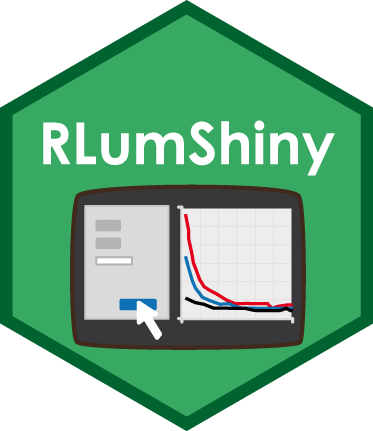 R package 'RLumShiny'